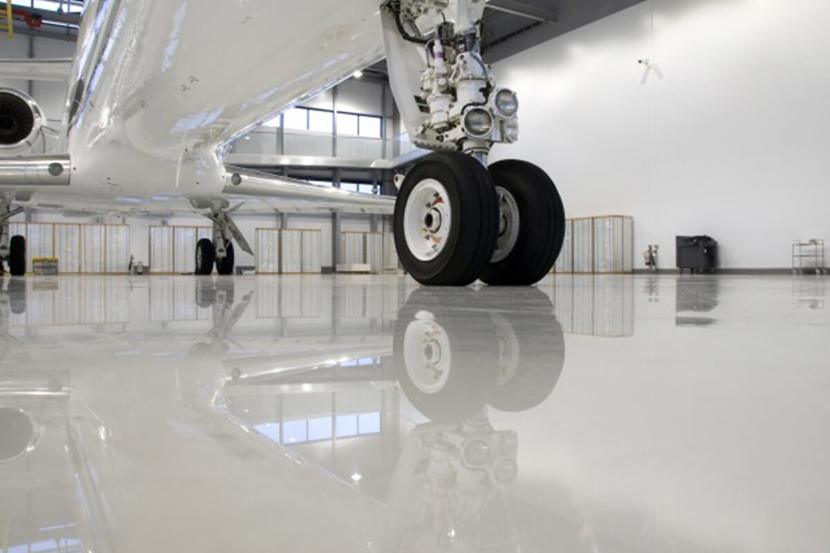 Resin Flooring Installation in the UK & Europe | Zircon Flooring Ltd